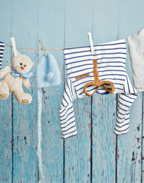 Baby clothes subscription model in Denmark