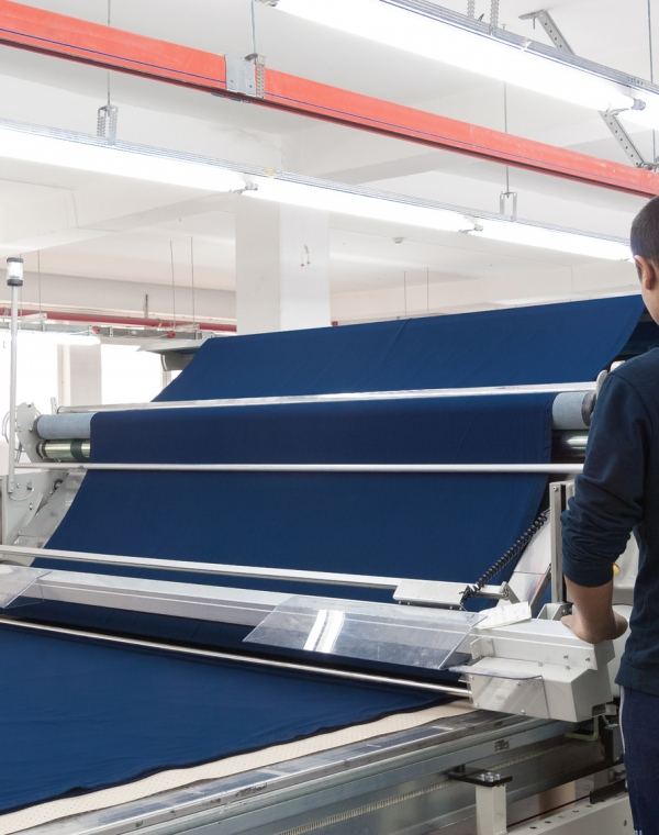 Eco-efficient textile finishing