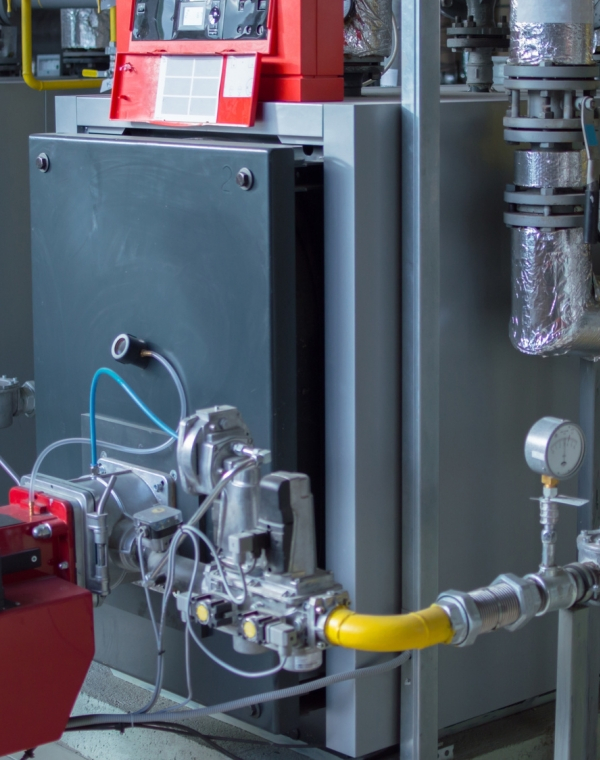 Food-processing company achieves dramatic energy savings