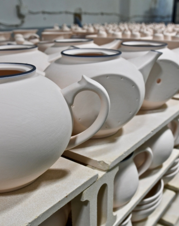 Zero waste at Denby Ceramics in the UK