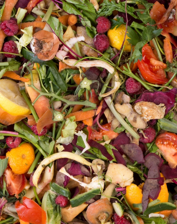 Priorities in managing food waste