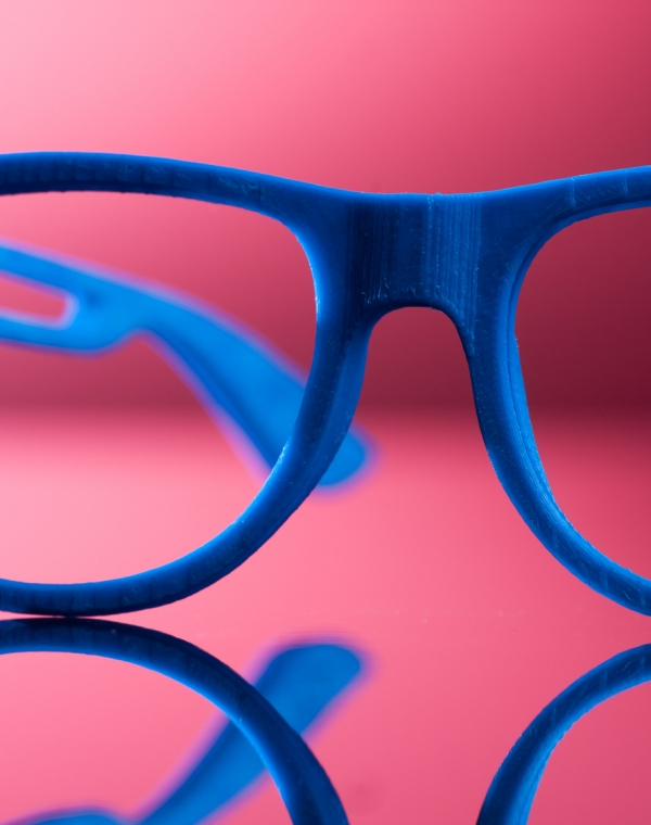 3D printing for next-generation eye-wear