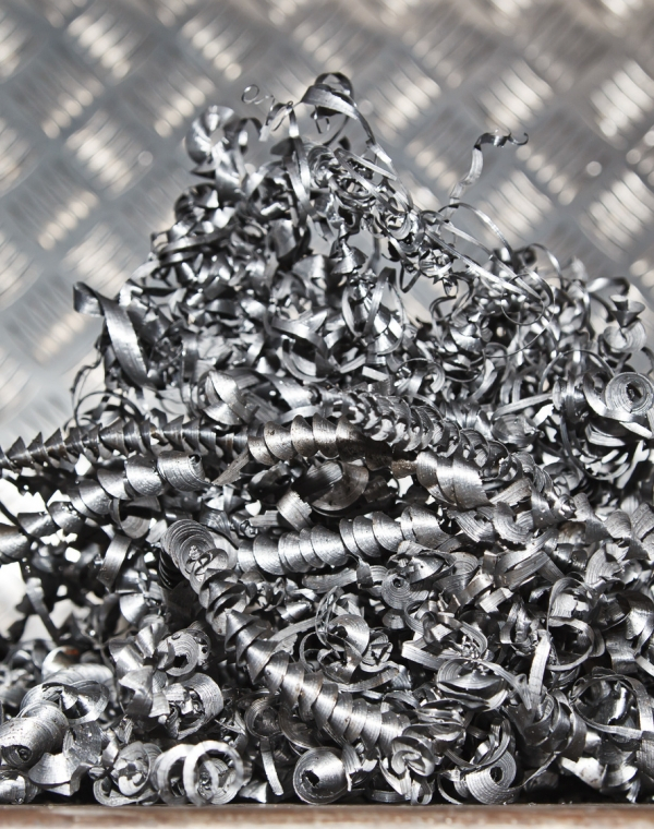 French metal factory sets up dedicated recycling chains