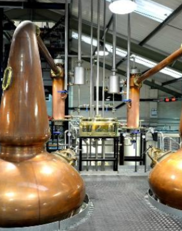 Turning whisky distillery by-products into value-added opportunities